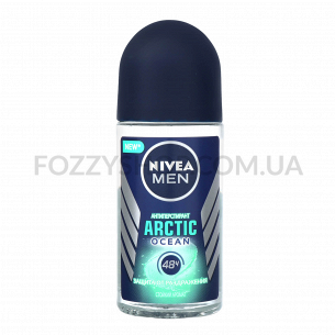 Дезодорант Nivea Men Arctic Ocean антиперспирант
