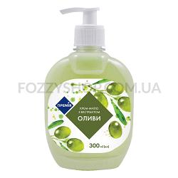 Крем-мыло Премія Оливковое молочко