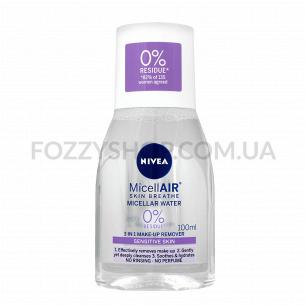 Вода мицеллярная Nivea MicellAIR Дыхание кожи