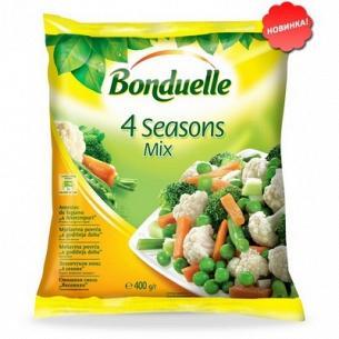 Смесь овощная Bonduelle 4 времени года с/м