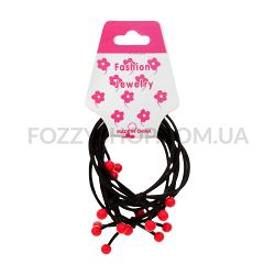 Набор резинок для волос с украшением 3шт YI*03