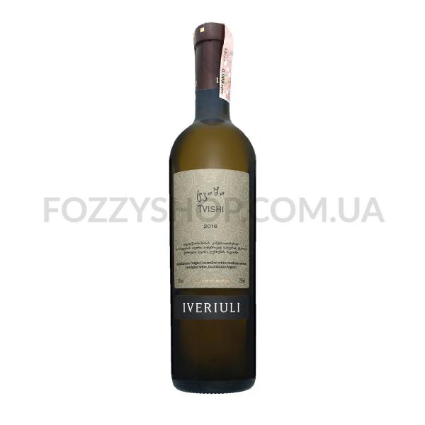 Вино Iveriuli Tvishi
