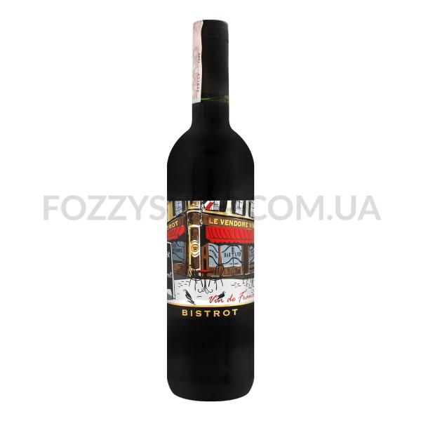 Вино Bistrot Merlot Cabernet