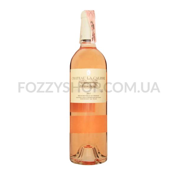 Вино Chateau La Calisse Rose