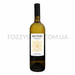 Вино Recanati Yasmin White Mevushal