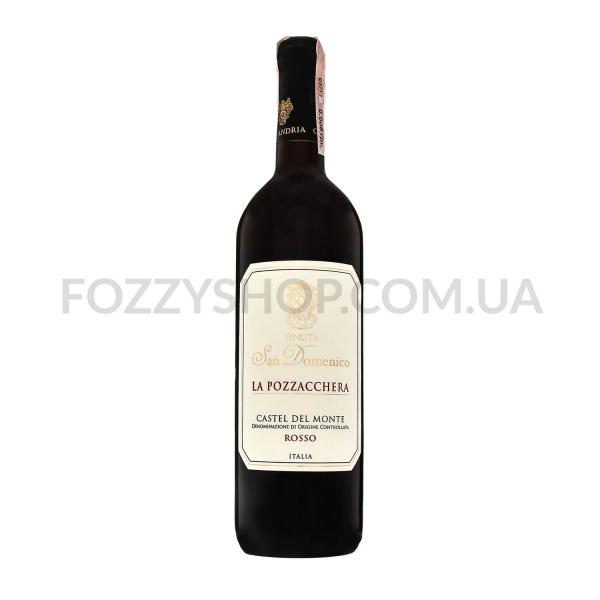 Вино Tenuta San Domenico La Pozzacchera Rosso 2016