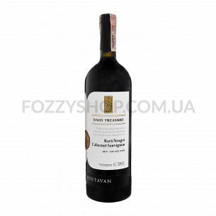 Вино Bostavan Dacian Treasure Rara Neagra&Cabernet