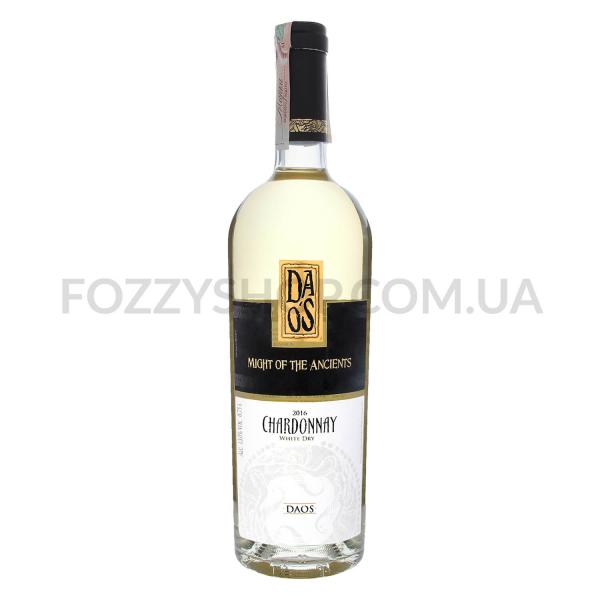 Вино Bostavan DAOS Reserve Chardonnay