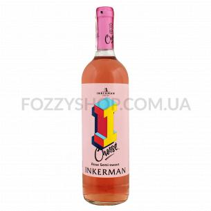 Вино Инкерман I choose розовое полусладкое