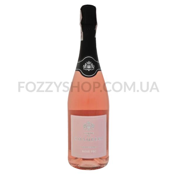 Вино игристое Comte de Chamberi Rose