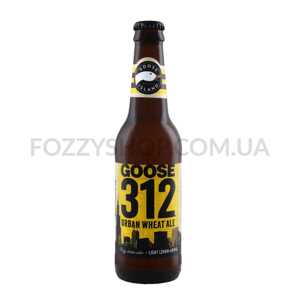 Пиво Goose Island 312 Urban Wheat Ale светлое