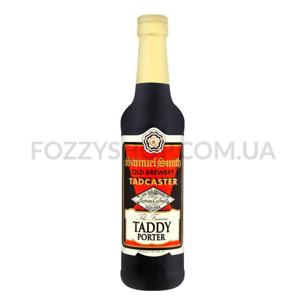 Пиво Samuel Smith Famous Taddy Porter темное