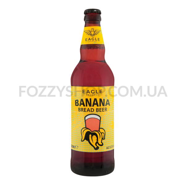 Пиво Wells Banana Bread янтарное