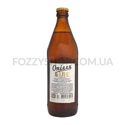 Пиво Опілля Белое нефильтрованное