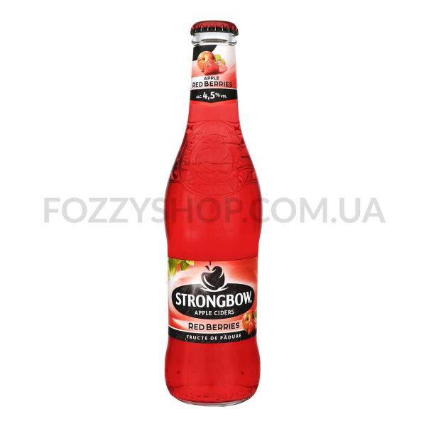Сидр Strongbow Red Berries