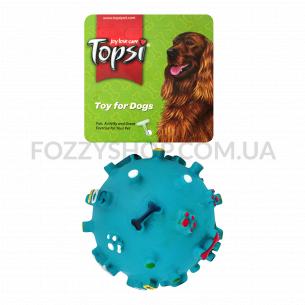 Мяч-ежик 12см 1213 TOPSI