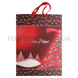Пакет д/подарка Happy.com бумажн.32*45см XGBXL11А