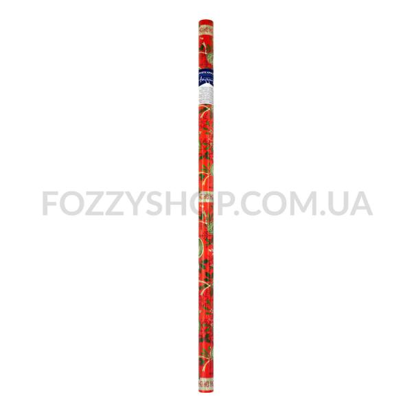Бумага упаков Happy.com рождественская 1,5х0,7м
