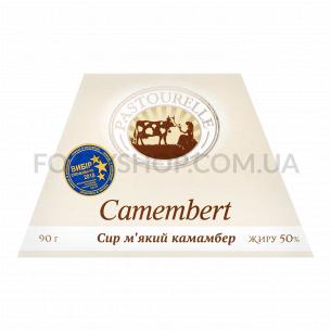 Сыр Pastourelle Камамбер 50%