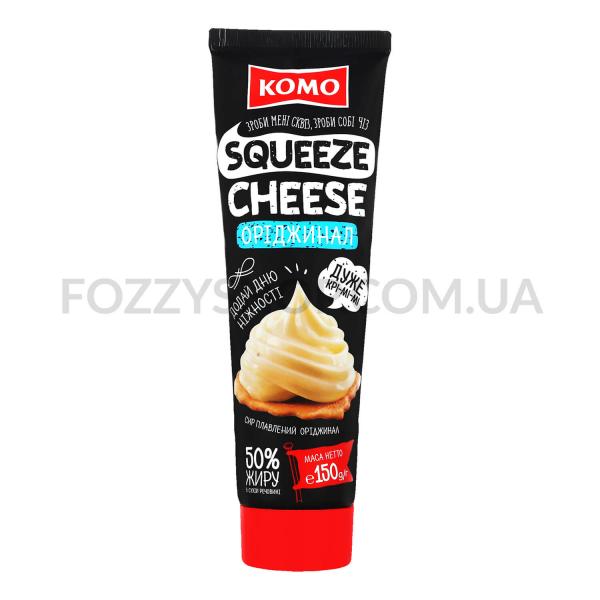 Сыр плавленый Комо Ориджинал 50%