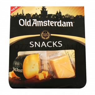 Сыр Veldhuyzen Kaas Old Amsterdam Гауда снек 48% кор/м