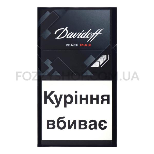 Сигареты Davidoff Reach Max