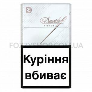 Сигареты Davidoff Silver