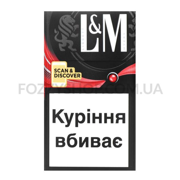 Сигареты L&M Loft Holiday Mix