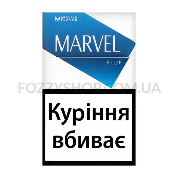 Сигареты Marvel Blue KS