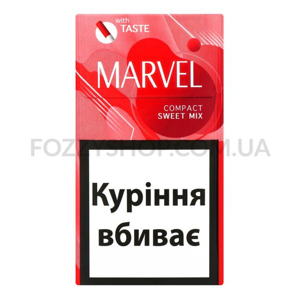 Сигареты Marvel Compact Sweet Mix