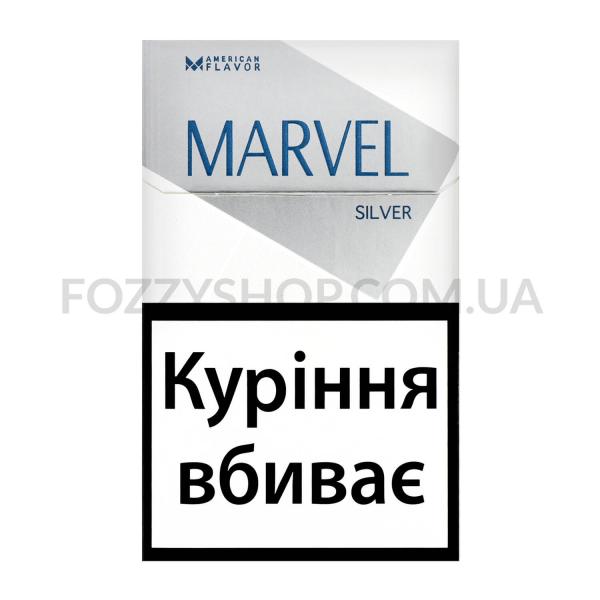 Сигареты Marvel Silver KS