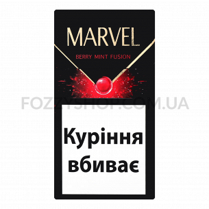 Сигариллы Marvel Berry Mint Fusion