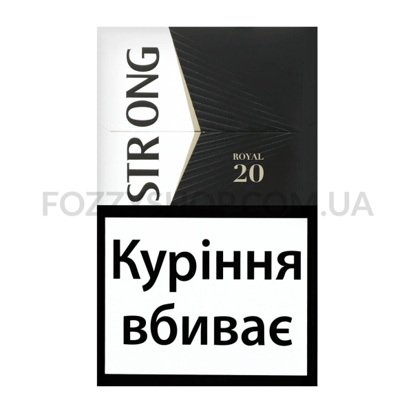 Сигариллы Strong Royal KS