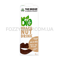 Напиток The Bridge c бразильским орехом органическ