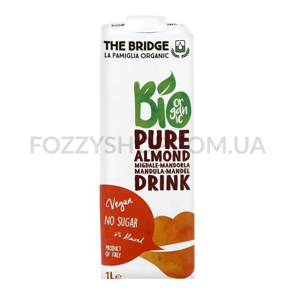 Напиток The Bridge Pure с миндалем органич б/сахар