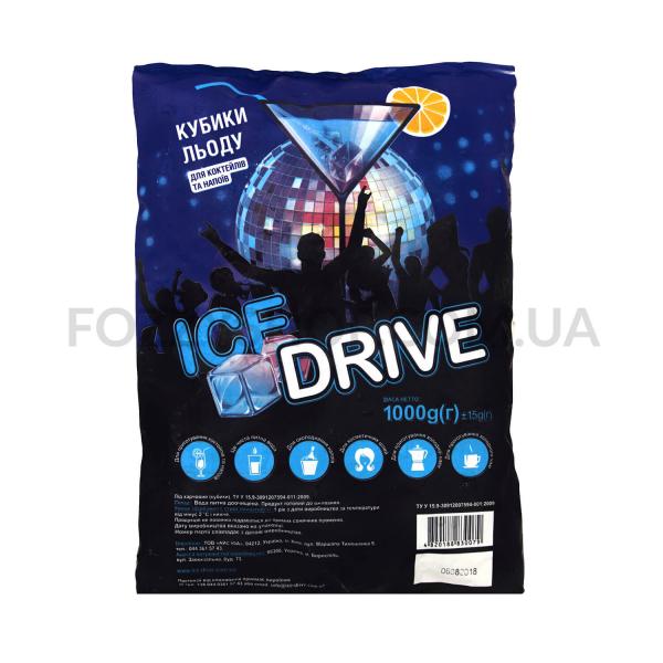 Лед Ice drive коктейльный пищевой п/э
