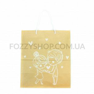 Пакет подарочный Fox Family Big bag