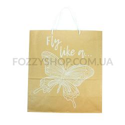 Пакет подарочный Fox Family Super big bag