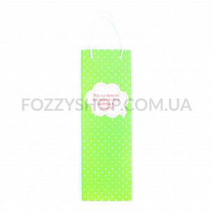 Пакет подарочный Fox Family Vine bag