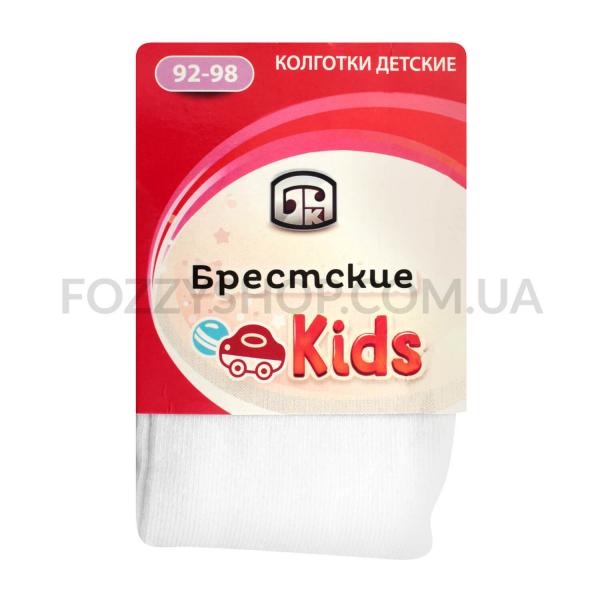 Колготки детские Брестские 3280 000 белый р.92-98