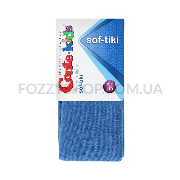 Колготки детConte-kids SofTiki000 с.джинс р104-110