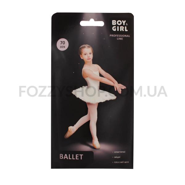 Колготки детские Boy&Girl Ballet 70 black р140-146