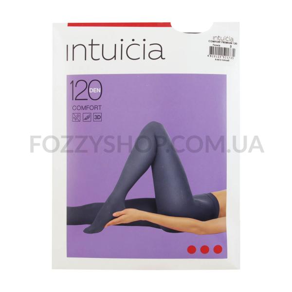 Колготы Интуиция Comfort 120  3  Черный