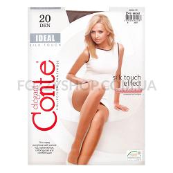 Колготки женские Conte Elegant Ideal 20 bronz р.2