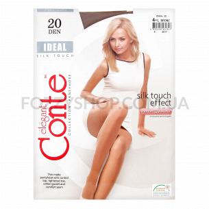 Колготки женские Conte Elegant Ideal 20 bronz р.4