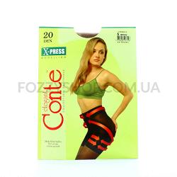 Колготы Conte X-press 20 Den р.5 bronz