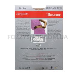 Колготы женские PierreCardin Chamonix20 Visone р.3