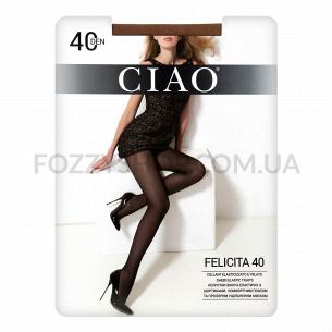 Колготки женские Ciao Felicita 40 miele р.4