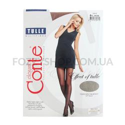 Колготки женские Conte Elegant Tulle bronz р.4