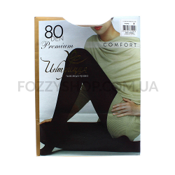 Колготы женские Интуиция Comfort Premium 80 3 беж